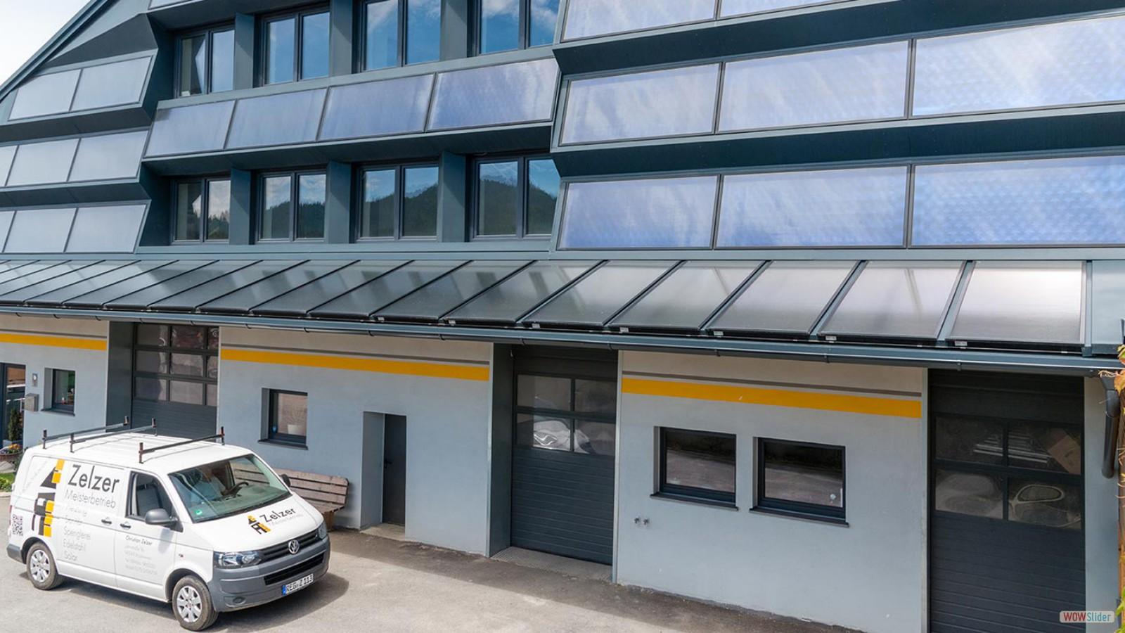 Solartechnik in Bodenmais